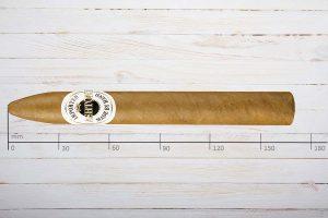 Ashton Cigars Classic Sovereign, Torpedo, Ring 55, Länge: 171 mm