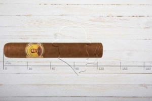 Bolivar Royal Coronas, Robusto, Ring 50, Länge: 124 mm