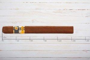 Cohiba Zigarren Siglo 3, Corona Grande, Ring 42, Länge: 155 mm