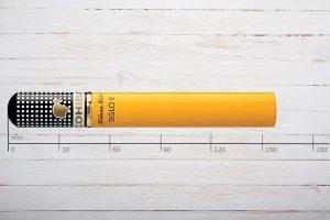 Cohiba Zigarren Siglo 3 im Tubo/AluTube, Corona Grande, Ring 42, Länge: 155 mm