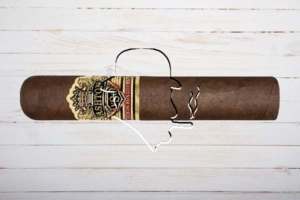 Ashton Virgin Sun Grown Pegasus, Double Robusto, Ring 54, Länge: 127 mm