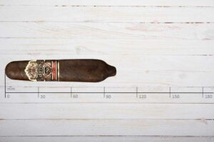 Ashton VSG Enchantment, Figurado Gordo, Ring 60 Länge: 111 mm