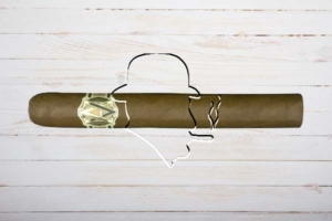 AVO Classic No.2, Toro, Ring 50, Länge: 152 mm
