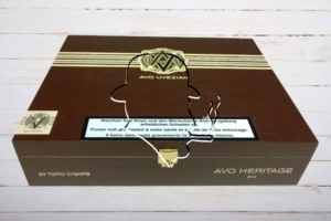 AVO Heritage Toro, Ring 50, Länge: 152 mm