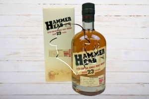 Hammer Head, Whisky, 23yo