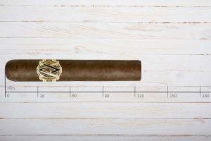 AVO Zigarren Heritage Robusto, Ring 50, Länge: 124 mm