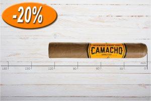 Camacho Connecticut Robusto, Honduras, Orange, Skorpion, Ring 50, Länge: 127 mm