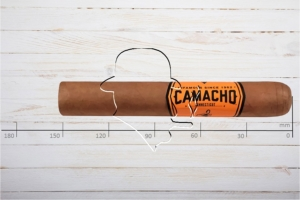 Camacho Connecticut 60/6, Gordo, Ring 60, Länge: 152 mm