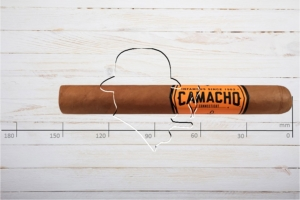 Camacho Connecticut Toro, Ring 50, Länge: 152 mm