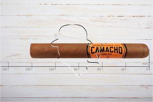 Camacho Connecticut Toro, Ring 50, Länge: 152 mm