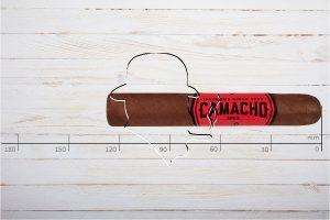 Camacho Corojo Robusto, Ring 50, Länge: 127 mm