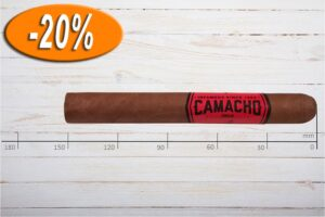 Camacho Corojo Toro, Ring 50, Länge: 152 mm, Aktion