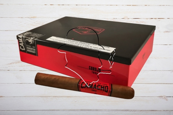 Camacho Corojo Toro, Ring 50, Länge: 152 mm, Box 20er