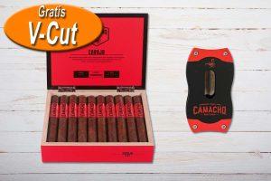 Camacho Corojo Toro V-Cut Package
