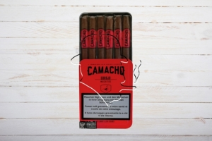 Camacho Corojo Machitos, Ring 32, Länge: 102 mm, Dose 6er