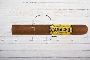Camacho Criollo Gigante, Ring 54, Länge: 165 mm