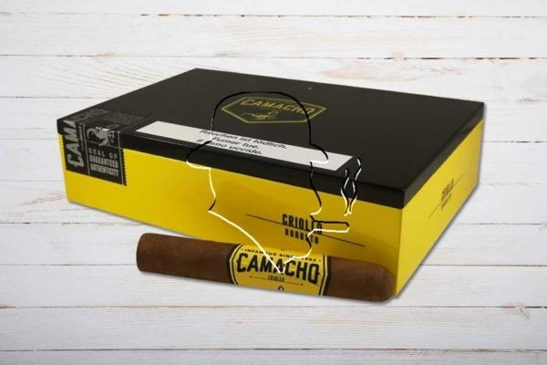 Camacho Criollo Robusto, Ring 50, Länge: 127 mm, Box 20er