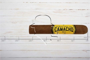 Camacho Criollo Robusto, Ring 50, Länge: 127 mm