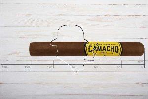 Camacho Criollo Toro, Ring 50, Länge: 152 mm