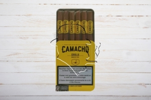 Camacho Criollo Machitos, Ring 32, Länge: 102 mm, Dose 6er