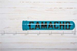 Camacho blau Ecuador Robusto Tubos / Alutube, Ring 50, Länge: 127 mm