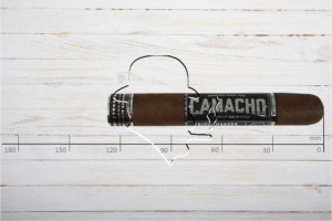 Camacho Triple Maduro Robusto, Ring 50, Länge: 127 mm