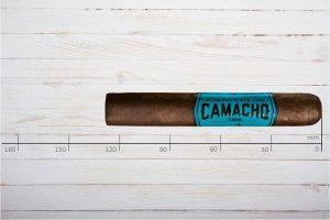Camacho blau Ecuador Robusto, Ring 50, Länge: 127 mm