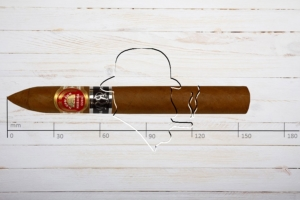H.Upmann No.2 Reserva Cosecha 2010, Piramides, Ring 52, Länge: 156 mm