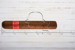 Partagas Serie E No.2, Duke, Ring 54, Länge: 140 mm