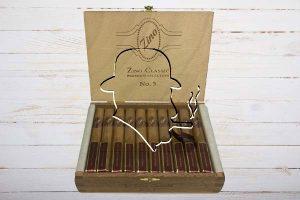 Zino Classic No. 5, Petit Corona, Ring 43, Länge: 127 mm