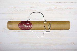 Zino Classic No. 6, Robusto, Ring 50, Länge 127 mm
