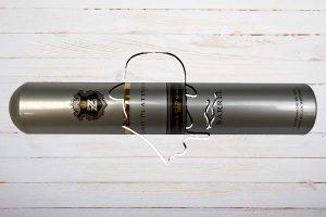 Zino Platinum Crown Series Barrel Tubos, Gordo, Ring 60, Länge: 152 mm