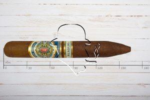 Alec Bradley Mundial Punta Lanza No.8, Perfecto, Ring 58, Länge 165 mm