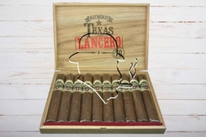 Alec Bradley, Texas Lancero, Double Gordo, Ring 70, Länge 177 mm