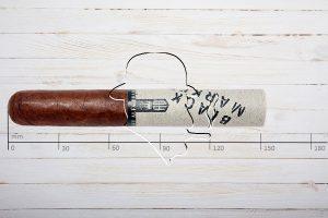 Alec Bradley Black Market Gordo, Double Toro, Ring 60, Länge: 152 mm