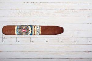 Alec Bradley Cigars Mundial Punta Lanza No.5, Perfecto, Ring 52, Länge 130 mm