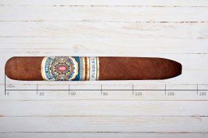 Alec Bradley Cigars Mundial Punta Lanza No.8, Perfecto, Ring 58, Länge 165 mm