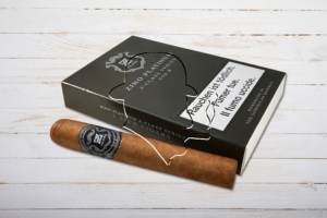 Zino Platinum Z-Class 550 R, Robusto, Ring 50, Länge: 127 mm, Box 4er