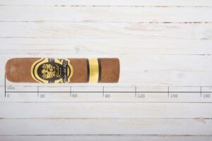 Brun del Ré Gold Robusto Immenso, Ring 60, Länge 102 mm