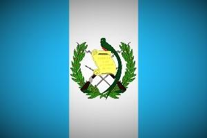 Guatemala Fahne