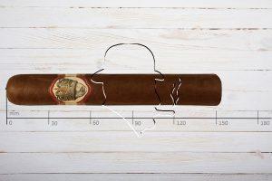 Caldwell Long live the King Marquis, Gordo, Ring 60, Länge 152 mm