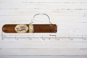 Caldwell Savages Super Rothschild, Ring 52, Länge 121 mm