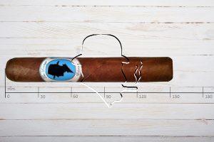 Gilbert de Montsalvat Lounge Edition, Gordo, Ring 60, Länge: 152 mm