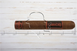 Camacho NBA Nicaraguan Barrel Aged, Gordo, Ring 60, Länge: 152 mm