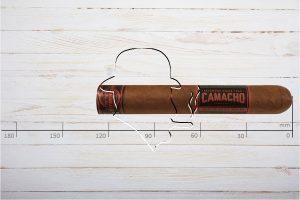 Camacho NBA Nicaraguan Barrel Aged, Robusto, Ring 50, Länge: 127 mm