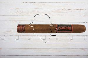 Camacho NBA Nicaraguan Barrel Aged, Toro, Ring 50, Länge: 152 mm