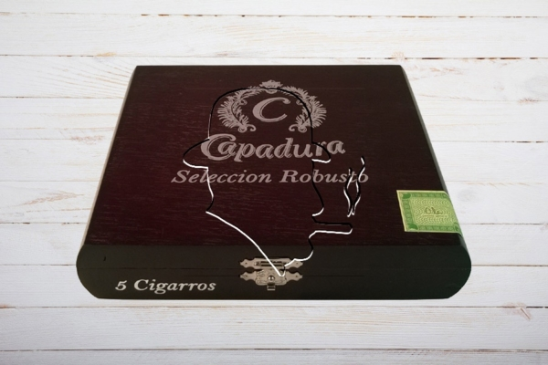 Capadura Seleccion Robusto, Box 5er