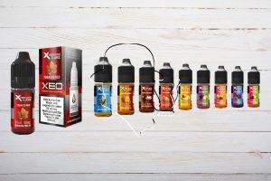 XEO Void E-Liquids