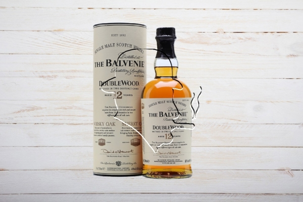The Balvenie Double Wood 12-jährig, 70cl