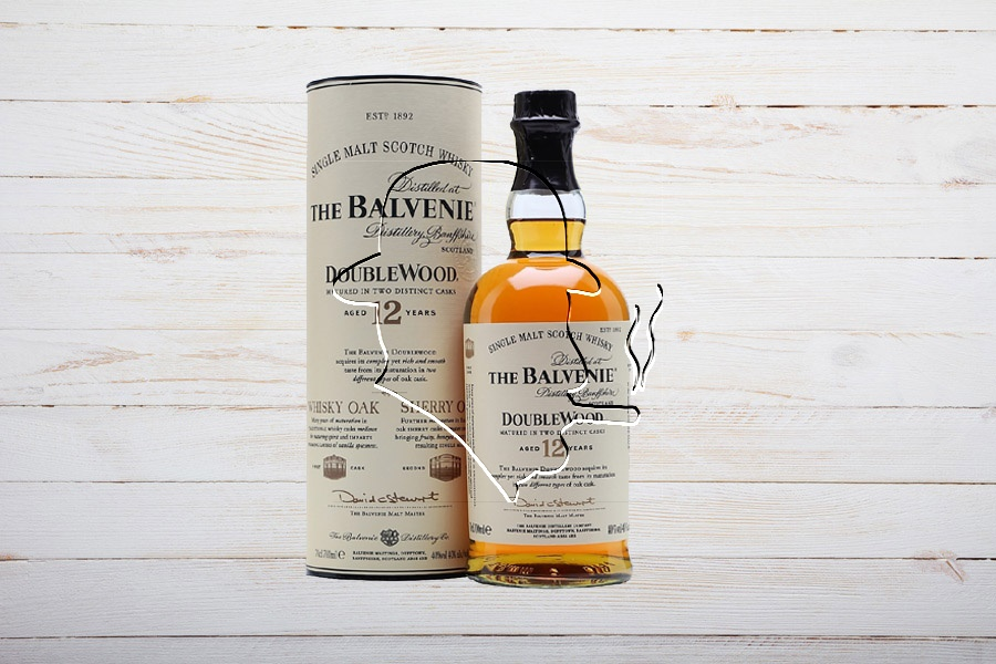 Balvenie Double Wood 12-jährig, Whisky, Single Malt